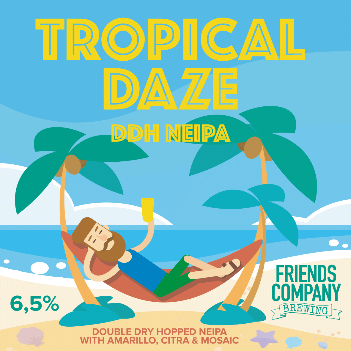 Tropical-Daze-IPA-100x100mm